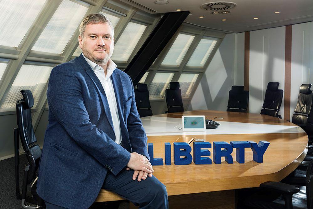 Liberty nube Tom McIlduf noticias de seguros