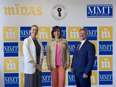 MMT Seguros acuerdo MIDAS noticias de seguros