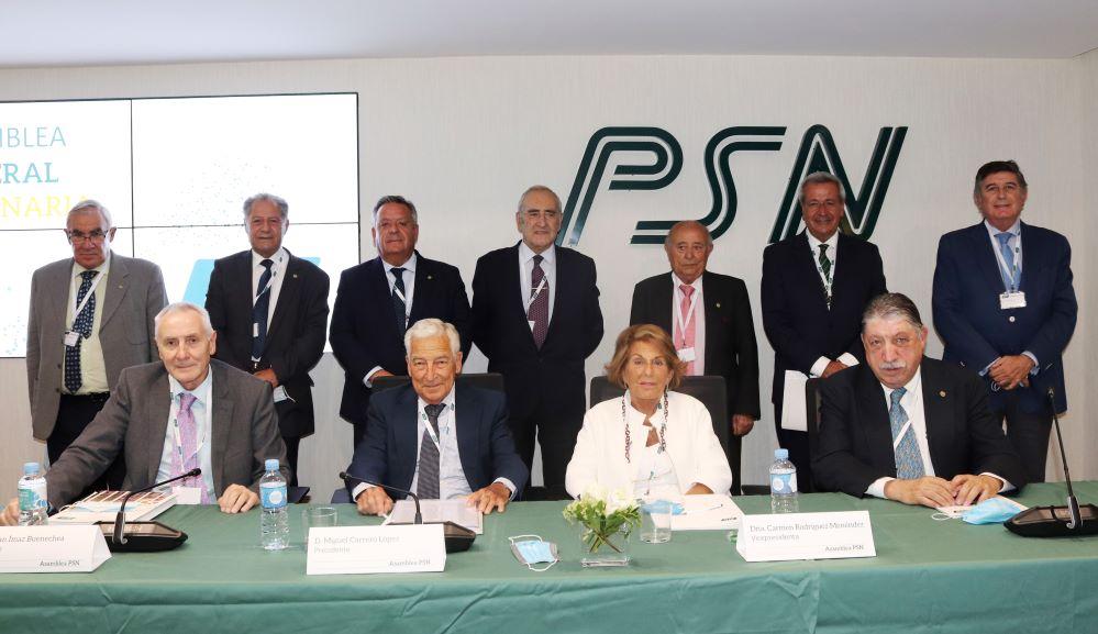 PSN Asamblea Mutualistas 2020 noticias de seguros