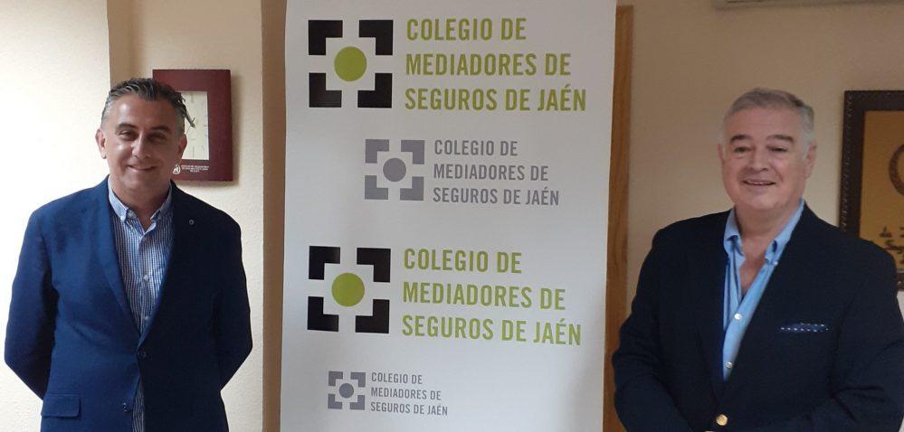 Plus Ultra Seguros acuerdo Colegio de Jaén noticias de seguros