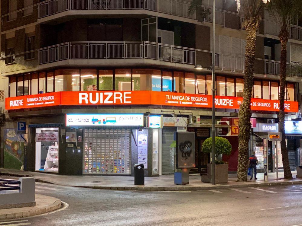 Ruiz Re oficina Alicante noticias de seguros