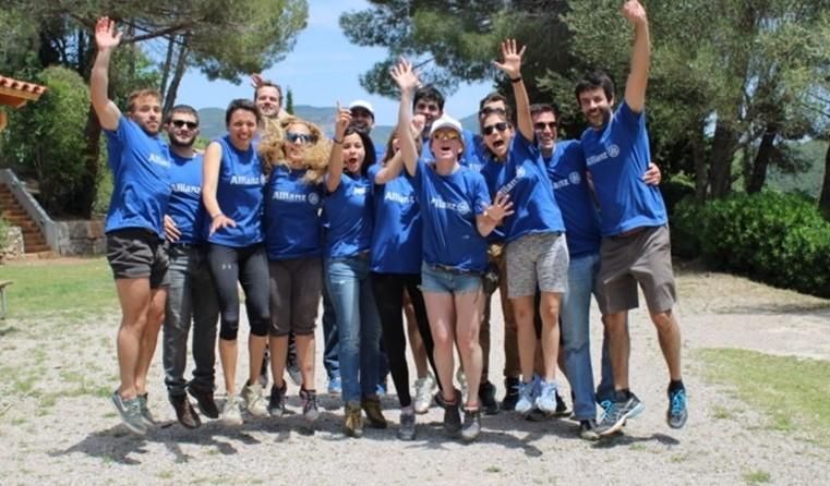 Allianz RSC voluntariado noticias de seguros