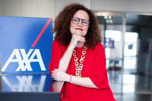 Olga Sánchez, presidenta de Fundación AXA noticias de seguros