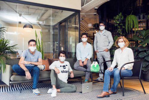 Alan equipo España noticias de seguros