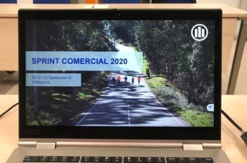 Allianz sprint comerciales noticias de seguros