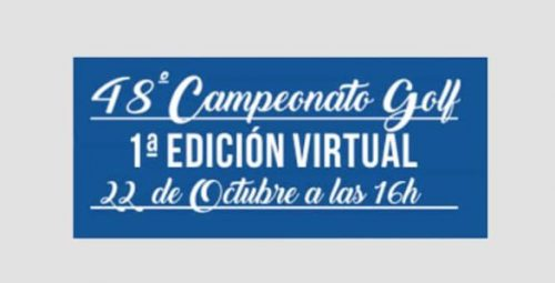 CAI torneo de golf virtual sep 2020