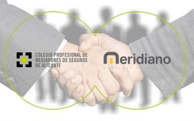 Meridiano renueva con el Colegio de Alicante noticias de seguros