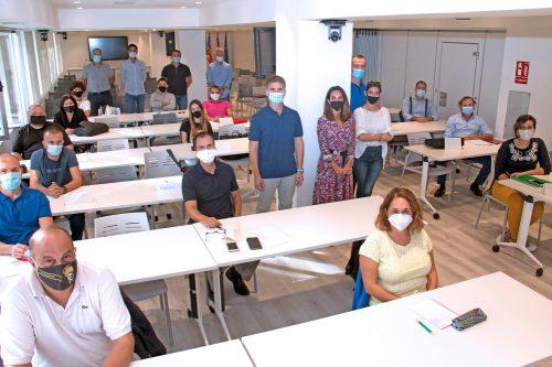 Colegio de Valencia curso noticias de seguros