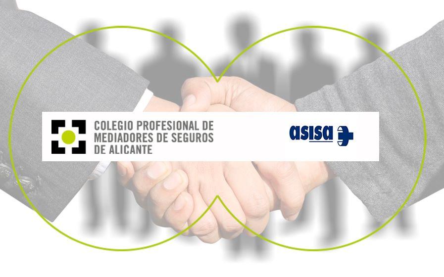 Acuerdo Colegio de alicante y ASISA noticias de seguros