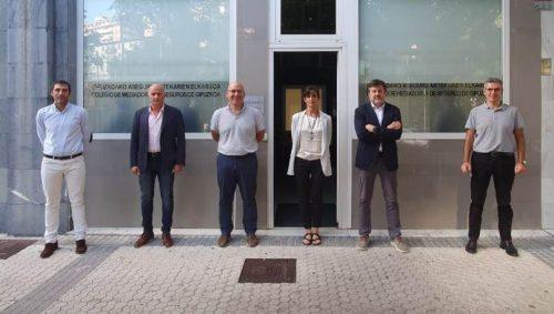 Colegio de Guipúzcoa junta directiva noticias de seguros