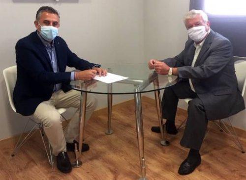 Acuerdo Plus Ultra y Colegiod e Murcia noticias de seguros