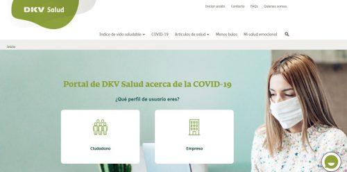 DKV nueva web noticias de seguros