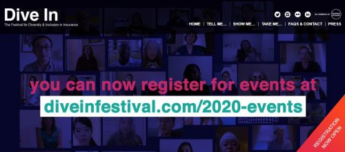 Aon y Chubb Dive In Festival 2020 noticias de seguros