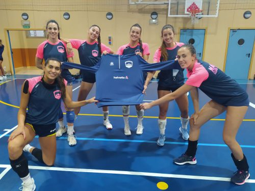 Helvetia Club Voleibol Madrid noticias de seguros