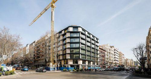 Zurich edificio Madrid noticias de seguros