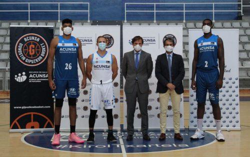 ACUNSA Gipuzkoa Basket noticias de seguros