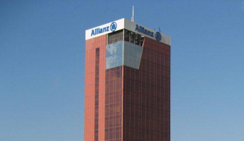 Torre Allianz de Barcelona noticias de seguros