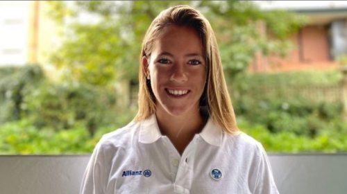 Allianz patrocina a Silvia MAs noticias de seguros