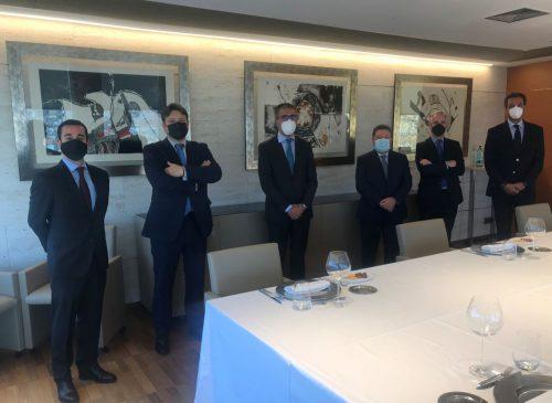 Allianz se reúne con el Consejo General noticias de seguros