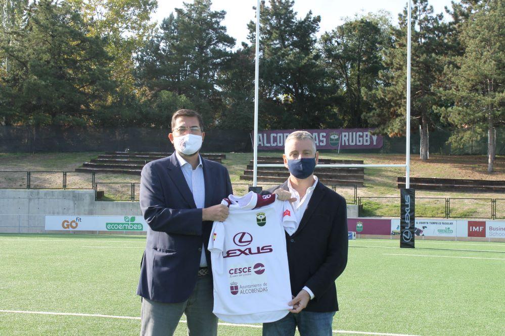 CESCE Lexus Alcobendas Rugby noticias de seguros
