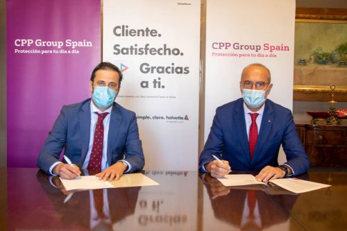 CPP Group Spain acuerdo Helvetia noticias de seguros