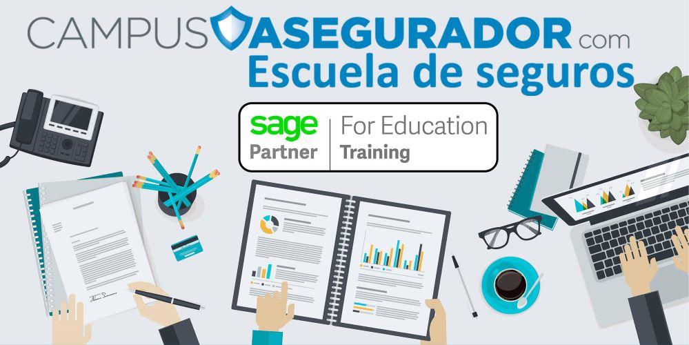 Campus Asegurador socio de Sage noticias de seguros