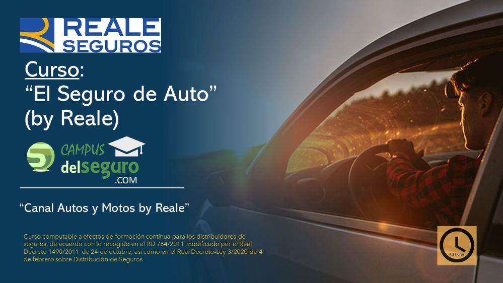 Reale Seguros curso autos Campus del Seguro noticias de seguros