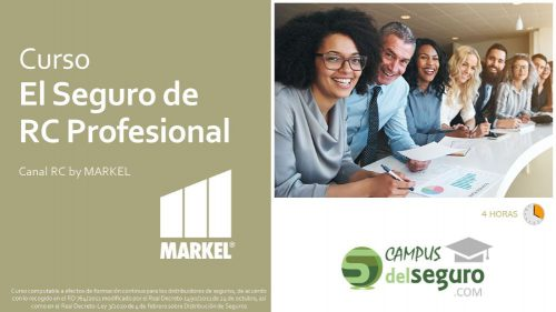 Campus del Seguro y Markel noticias de seguros