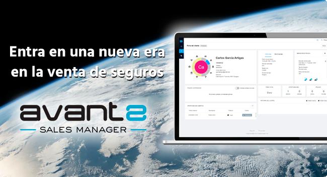 Codeoscopic avant2 Sales Manager noticias de seguros