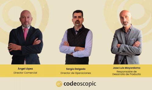 Codeoscopic refuerza su equipo directivo noticias de seguros