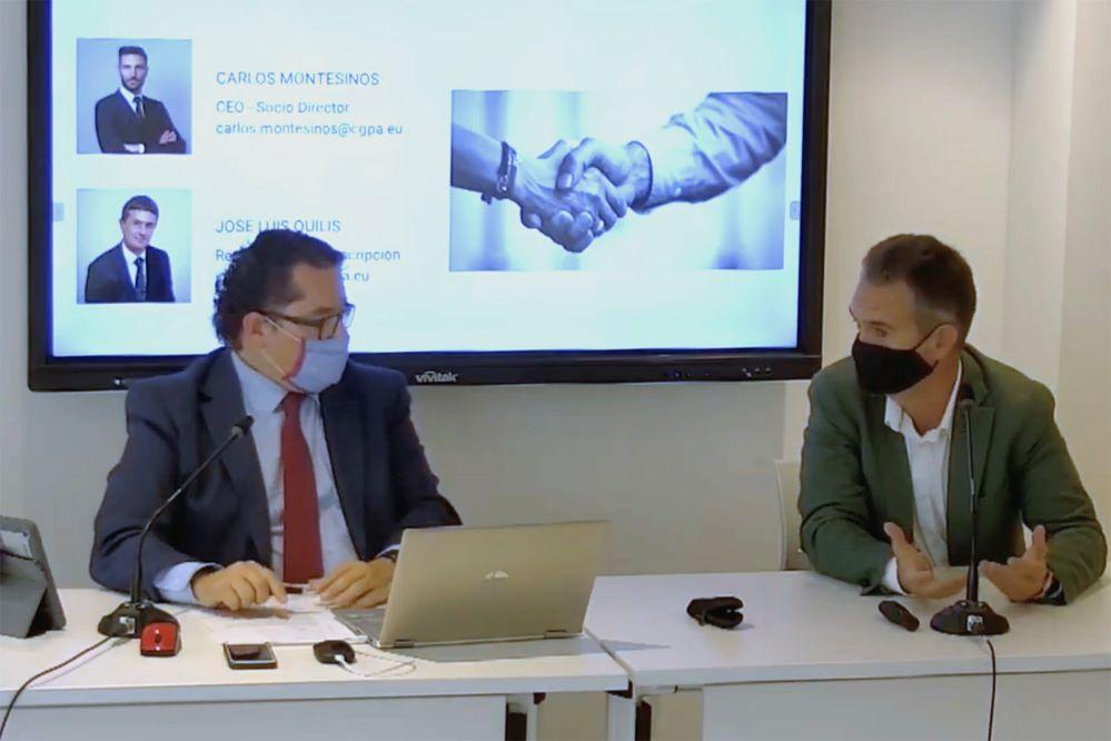 Colegio de Valencia RC agentes noticias de seguros