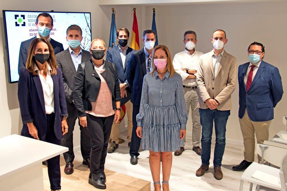 Colegio de Valencia asamblea noticias de seguros