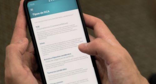 Daño Cerebral App de Fundación Mapfre noticias de seguros