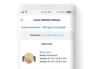 Grupo Init app IMQ Igurco noticias de seguros