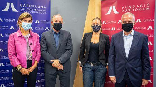 MUSAAT acuerdo Colegio de Barcelona noticias de seguros