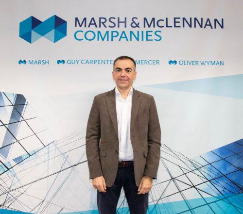 Marsh Luis Cereceda noticias de seguros
