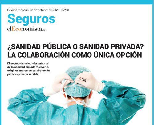 salud y sanidad privada elEconomista Seguros octubre noticias de seguros