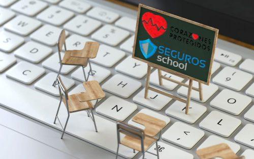 Seguros School Proyecto COrazones Protegidos noticias de seguros