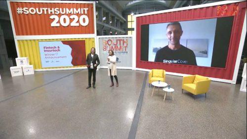 Singular Cover South Summit noticias de seguros