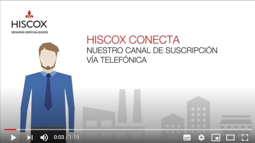 Hiscox Conecta noticias de seguros