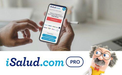 iSalud PRO noticias de seguros