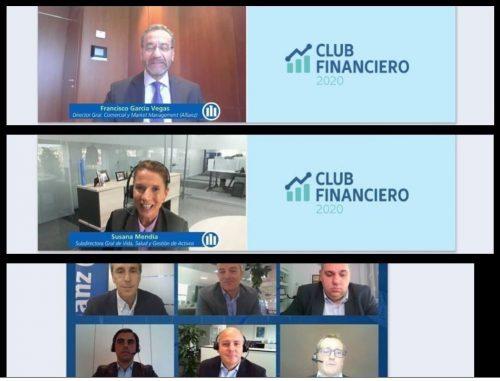Club Financiero Allianz noticias de seguros