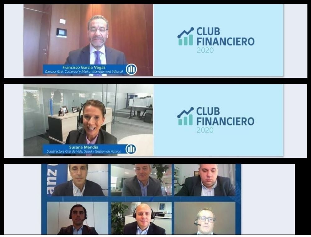 Club Financiero Allianz noticias de seguros
