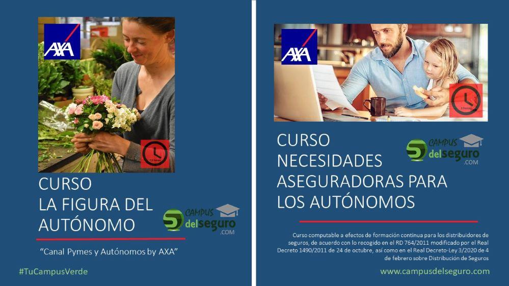 AXA y Campus del Seguro noticias de seguros