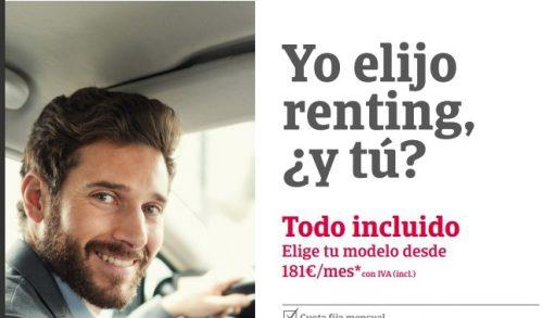 Catalana Occidente renting noticias de seguros