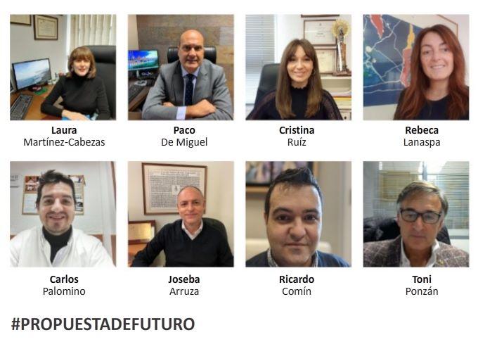 Colegio de Zaragoza candidatura noticias de seguros