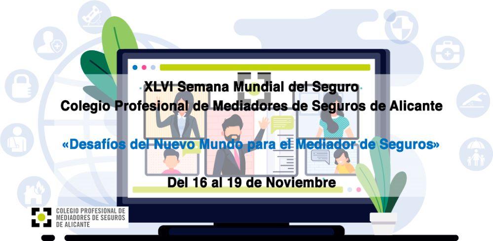 Colegio de Alicante 46 Semana Mundial noticias de seguros