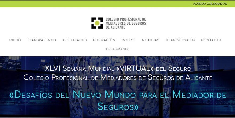 Semana Mundial Colegio de Alicante salud noticias de seguros