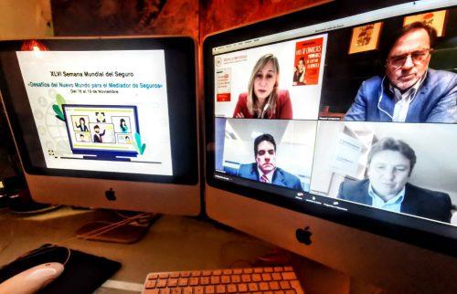 Semana Mundial del Colegio de Alicante noticias de seguros