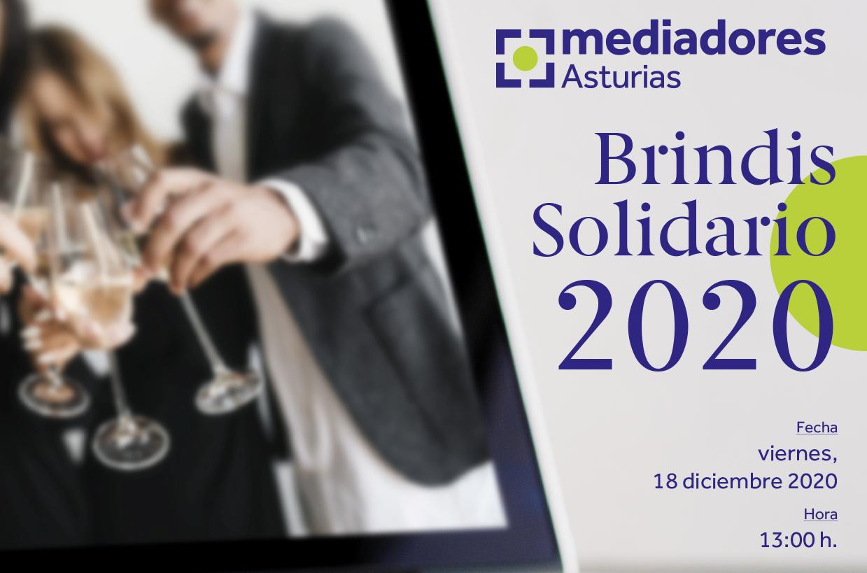 Brindis solidario del Colegio de Asturias noticias de seguros